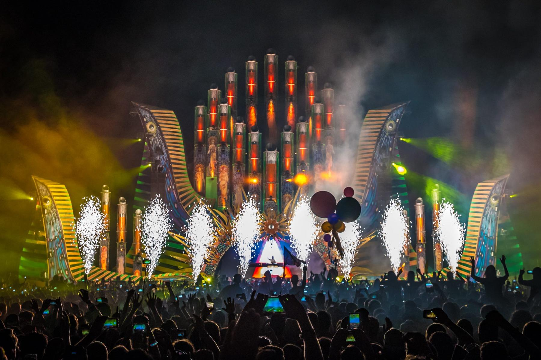 Mysteryland 2017 Main Stage