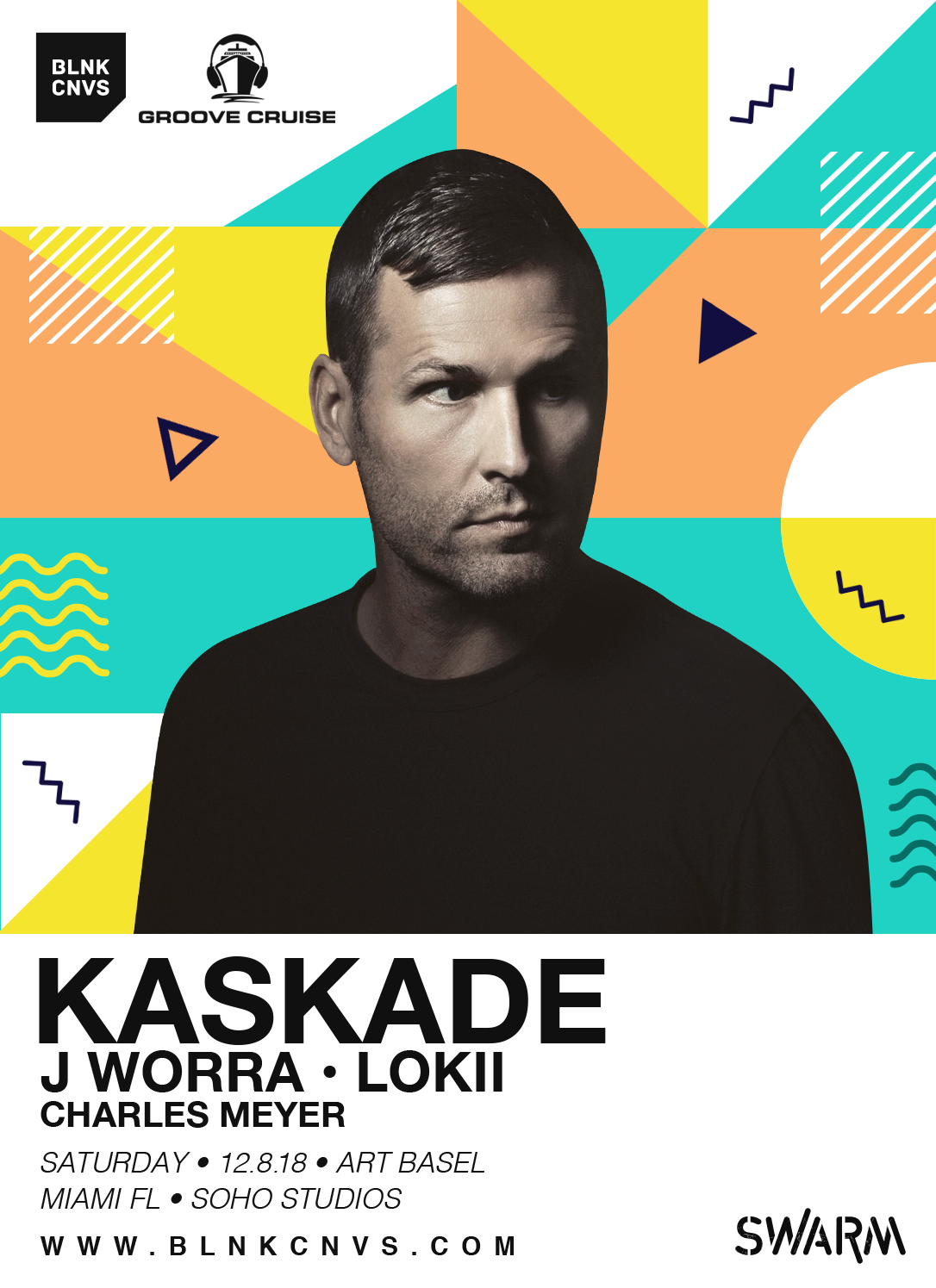 4th Art Basel event will feature Kaskade, J Worra and more!