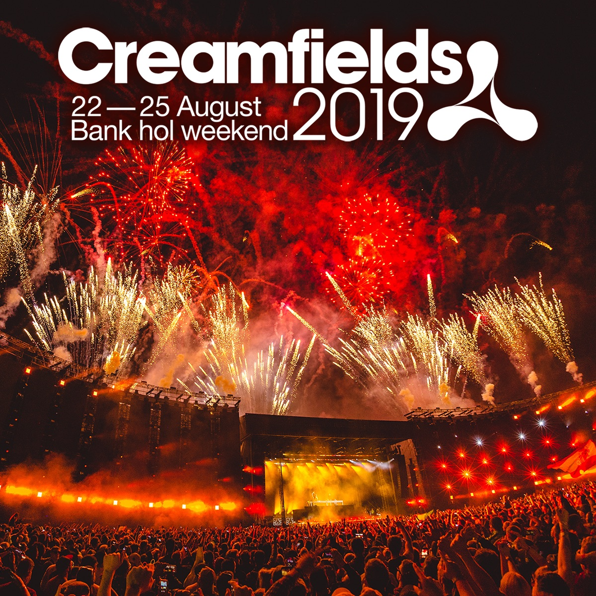 'World Exclusive' ERIC PRYDZ VOID Show for CREAMFIELDS UK 2019 announced!