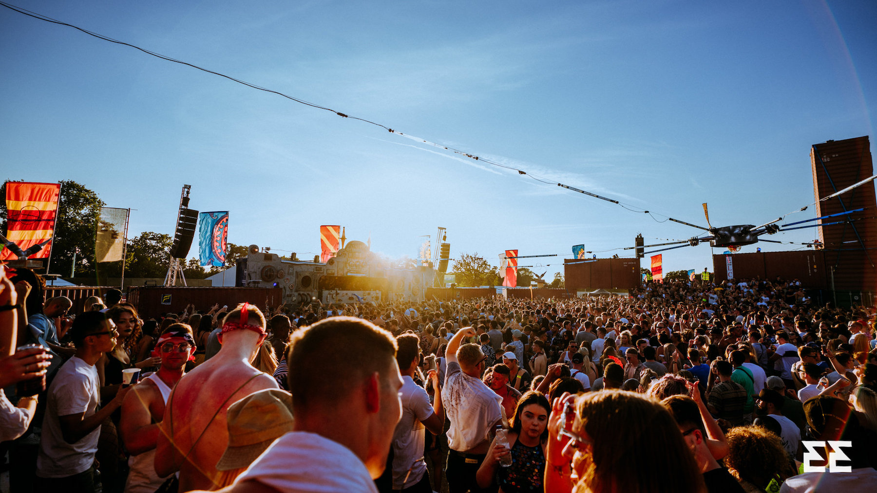 "EASTERN ELECTRICS 2019 reveals ""ALL STAR LINE UP"""