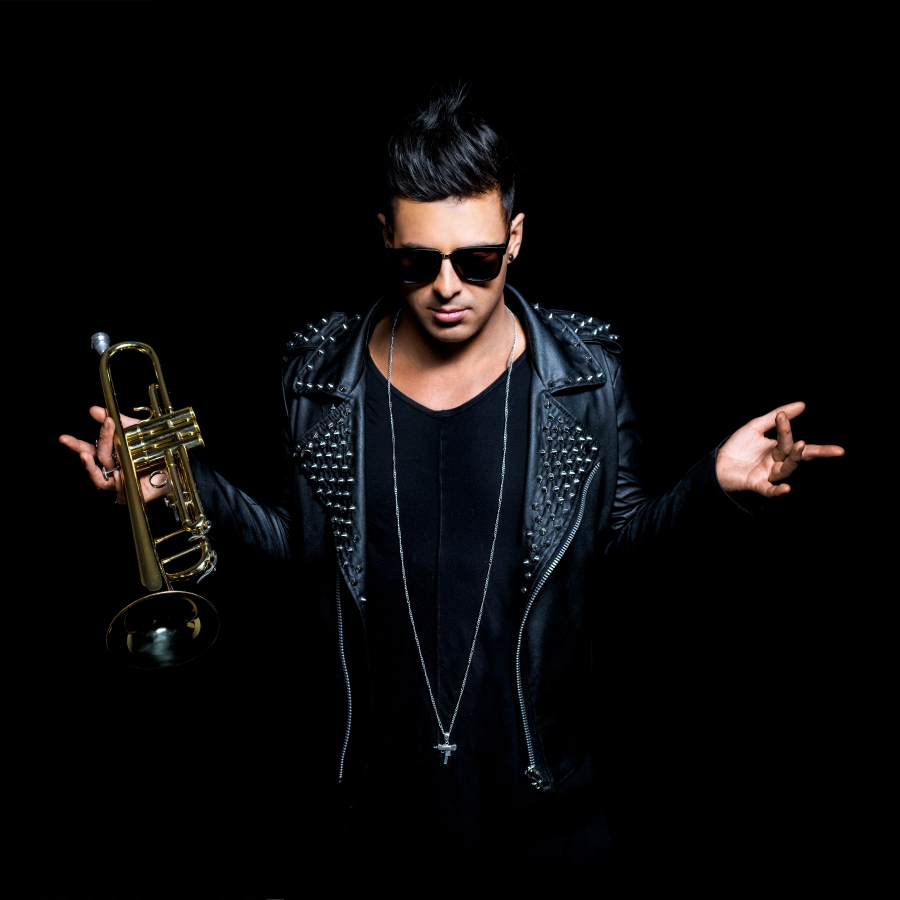 Presenting Timmy Trumpet!