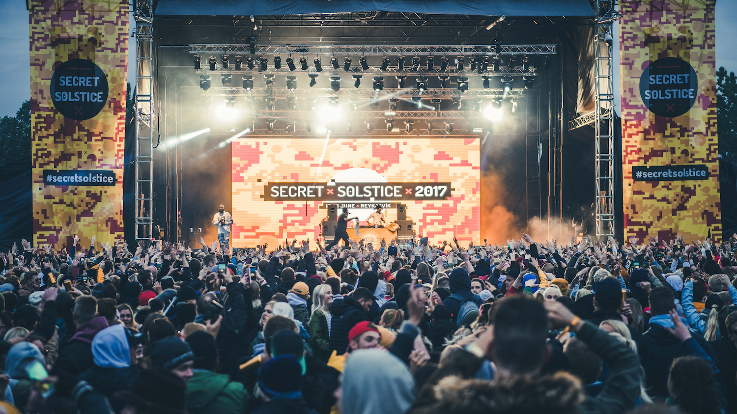 SECRET SOLSTICE 2019 uncovers PHASE 2! Photo Credit to Sarak Koury