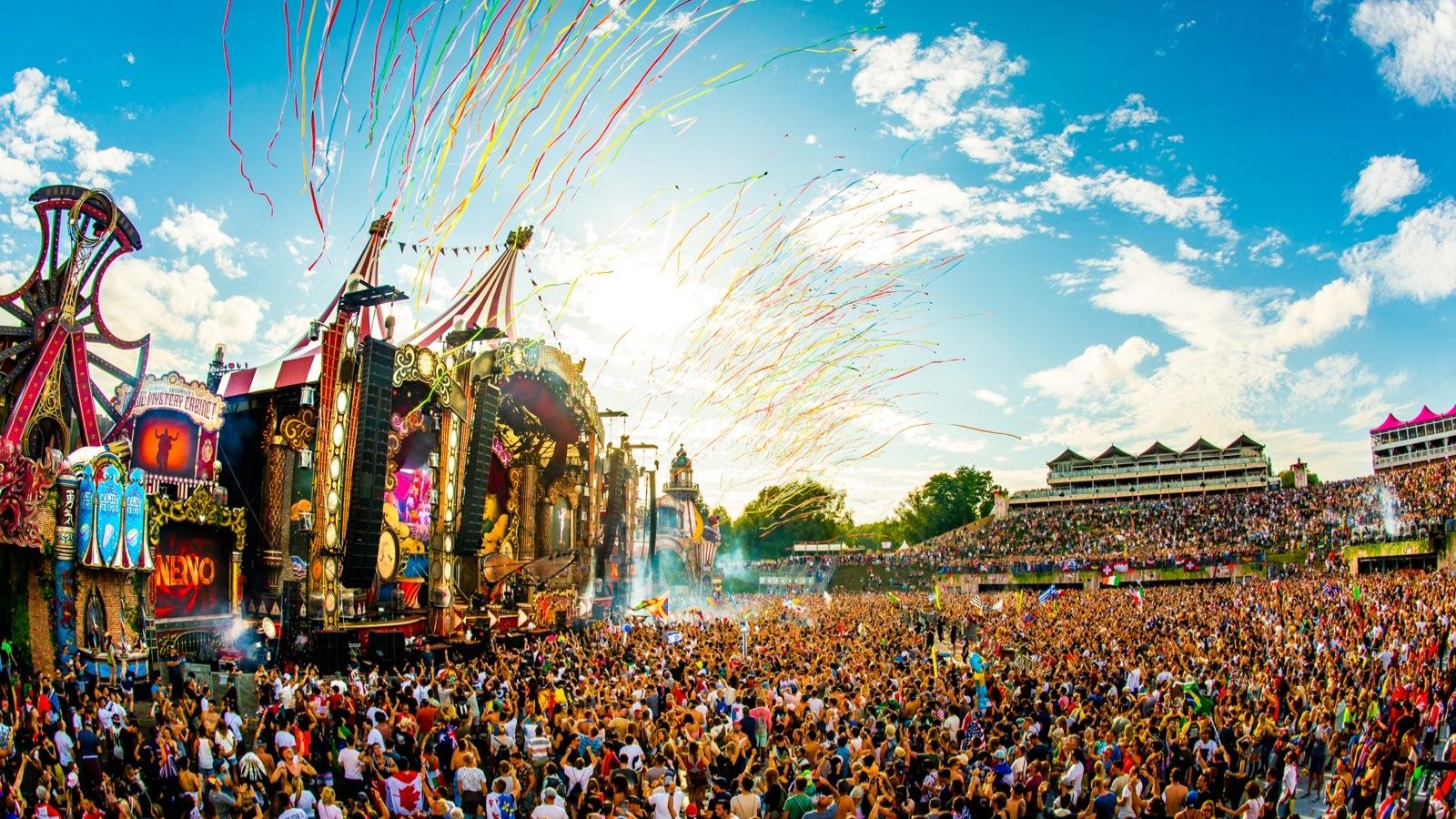 Top 100 Festivals 2018 | ELECTRONIC-FESTIVALS COM